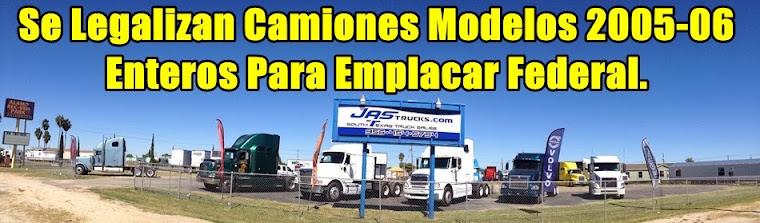 Legalizacion de camiones