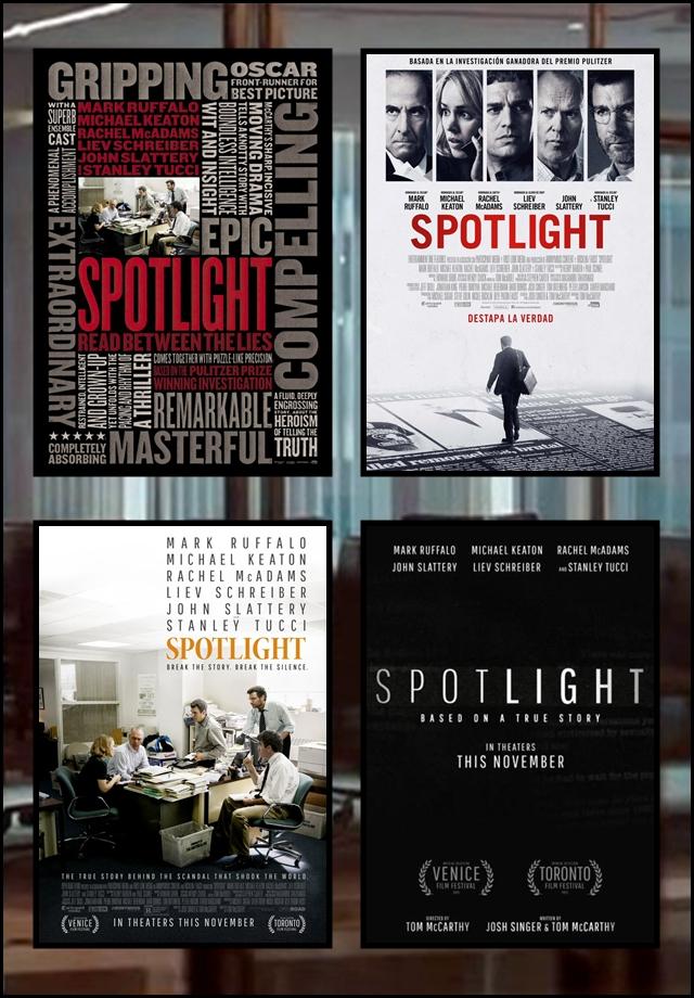 Spotlight, Thomas, McCarthy