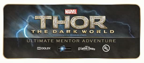 Marvel's THOR: THE DARK WORLD  ULTIMATE MENTOR ADVENTURE