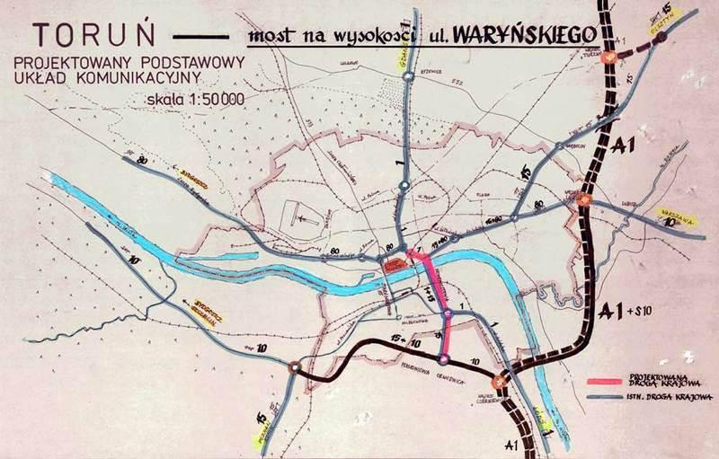 Most na Waryńskiego