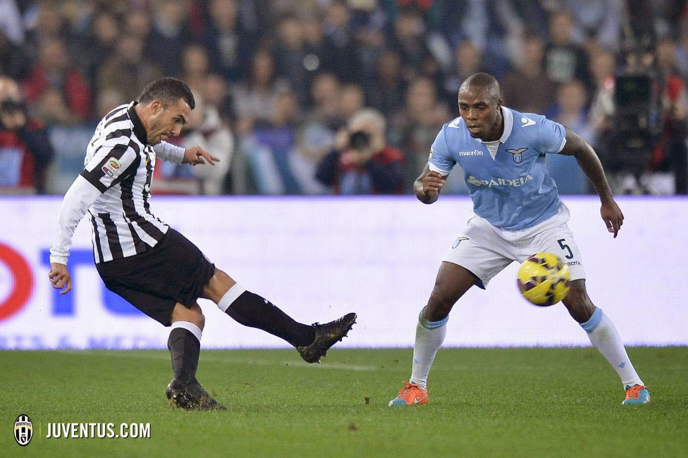 Juventus Libas Lazio 3 Gol