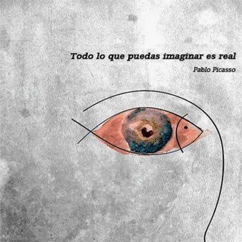 Ya lo decía Pablo Picasso