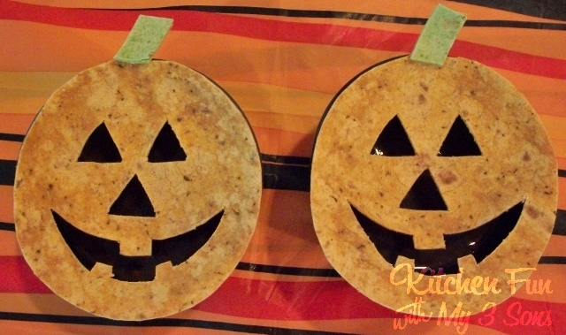 Black Bean Soup with Toasted Jack-O-Lanterns! - Kitchen Fun With My 3 ...