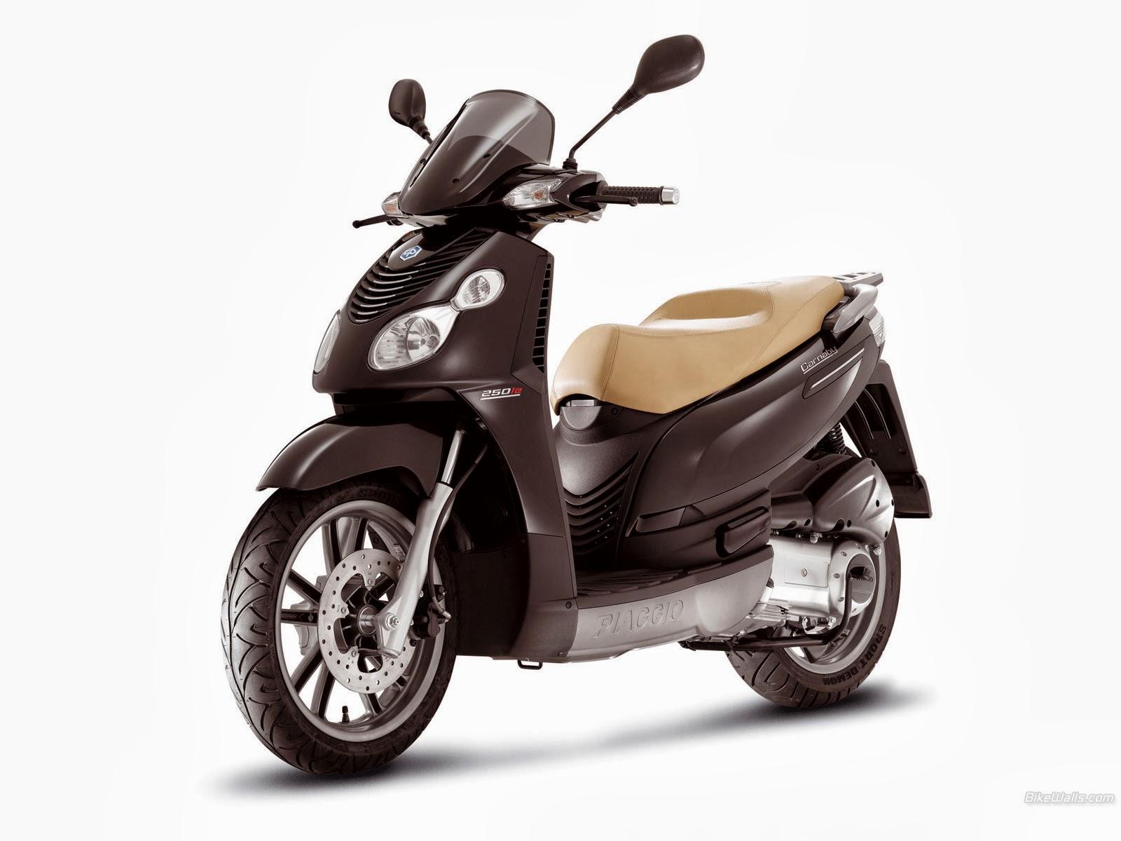 Piaggio Carnaby 250 IE - Piaggio Motor