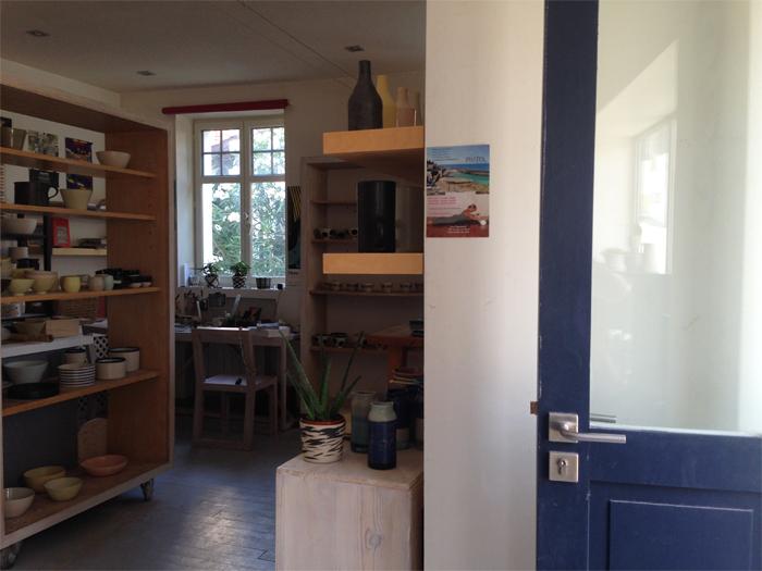 Atelier Poterie Guéthary blogdeco