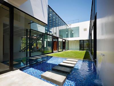Rumah Modern Ala Jepang 3