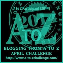 The A-Z challenge this April