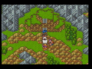 Hey, that's not a castle, cave or tower! The Board of Official Dragon Quest Dungeons will hear of this!