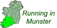 Running in Munster website