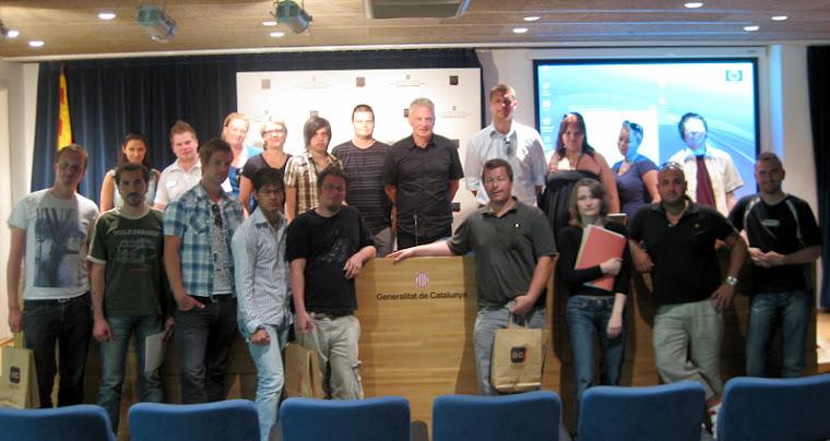 Viskadalens - Fölkhögskola Studiebesök i Barcelona