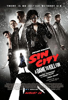 Sin City A Dame To Kill For Poster