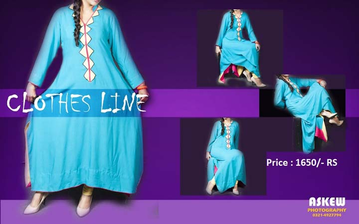 : Clothes Line Winter Collection 2012-2013 For Women With Price