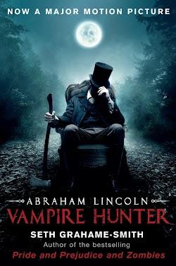 Thợ Săn Ma Cà Rồng - Abraham Lincoln: Vampire Hunter (2012) Poster
