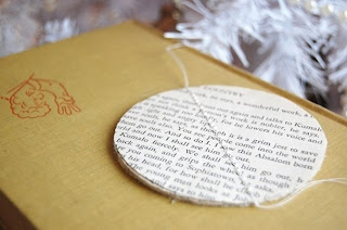 Бумажные винтажные шары на елочку своими руками