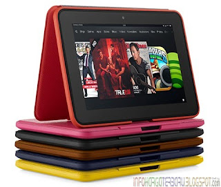 Harga Amazon Kindle Fire HD 4G LTE 8,9 Inch Spesifikasi Tablet 2012