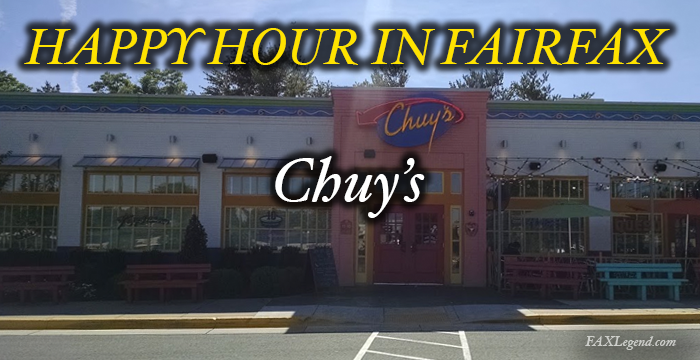 , Happy Hour: Exploring Happy Hour: Chuy39;s Fairfax  Waples Mill