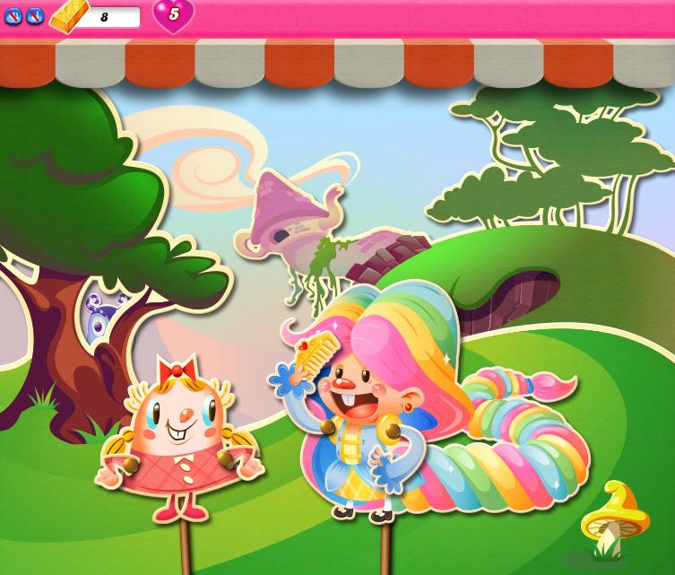Candy Crush Saga 1131-1145