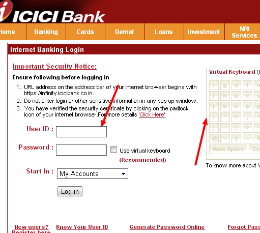 icici bank wire transfer from india to usa charges