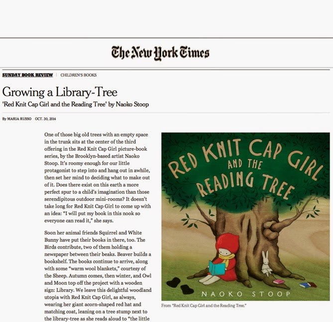 http://www.nytimes.com/2014/10/29/books/review/red-knit-cap-girl-and-the-reading-tree-by-naoko-stoop.html?_r=1