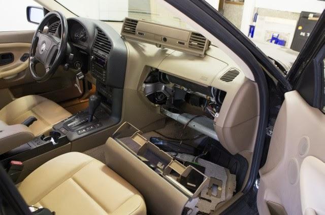 Merveilleux BMW E36 Cabin Air Filter