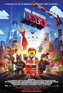 Dica de Filme Uma Aventura Lego