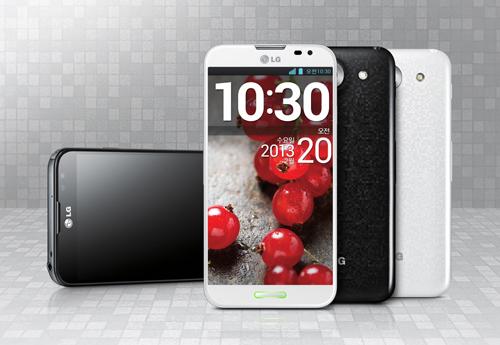 Il nuovo top di gamma da 5,5 pollici e chipset Snapdragon 600 di Lg, ovvero Optimus G Pro sarà in vendita in Corea la prossima settimana e presentato al MCW di Barcellona