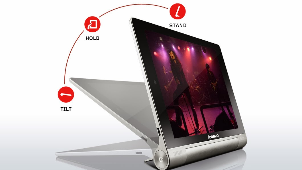 gambar Lenovo Yoga Tablet