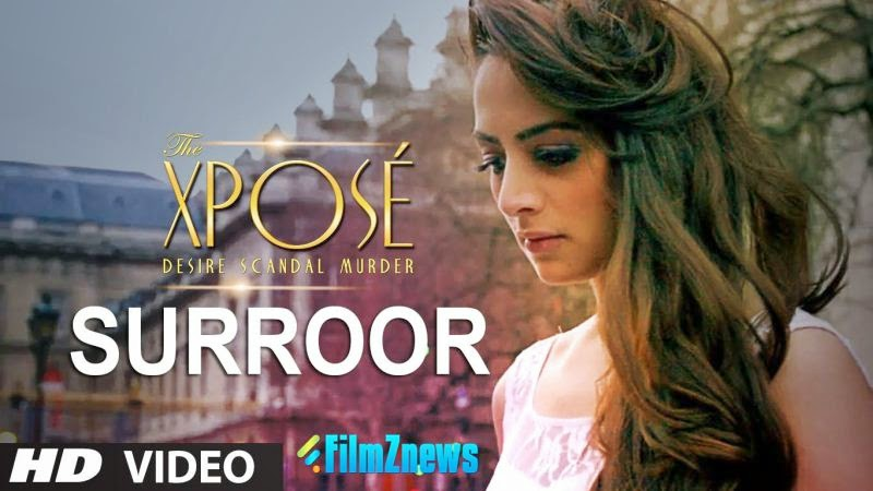 Surroor Song Lyrics - The Xpose (2014) | Himesh Reshammiya