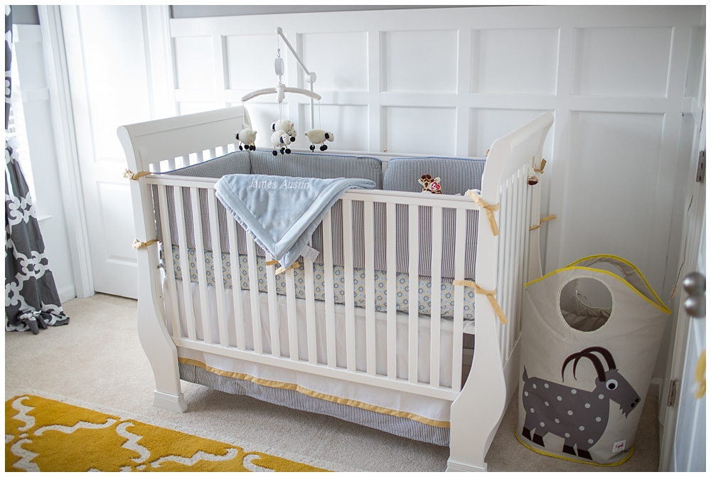 Some Like It Southern: The Final Nursery Reveal