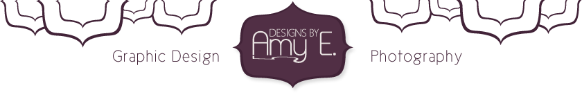 Designs by Amy E.