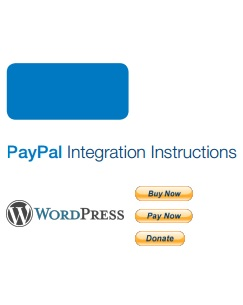 PayPal Integration Instructions for Wordpress