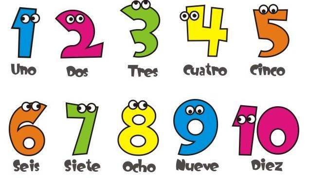 Los Numeros En Espanol