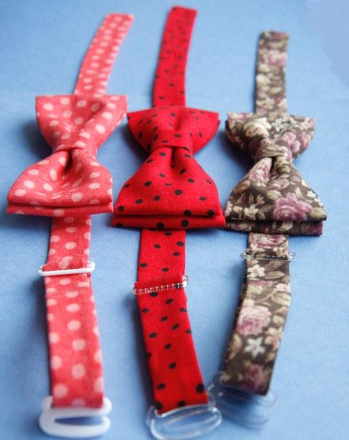Как сделать галстук на шею своими руками из ткани 38