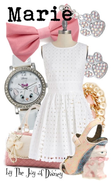 Aristocats, Disney, Disney Fashion, Marie Aristocats