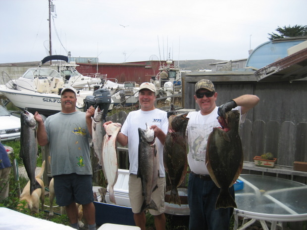 Lawson 39 s landing fishing report july 2011 for Tomales bay fishing report