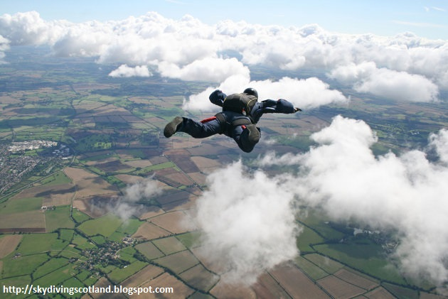 SkyDiving Scotland