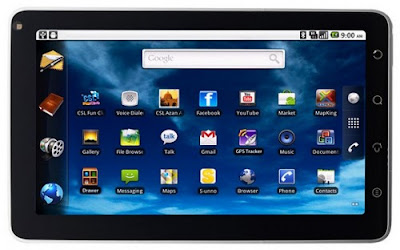 Tablet PC Advan Vandroid Harga Tablet PC Advan Vandroid Terbaru 2013