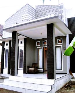Model Desain Teras Rumah Minimalis Modern 2013