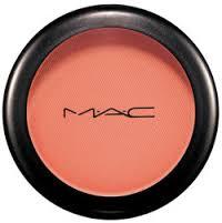 Fard à joues MAC couleur peaches