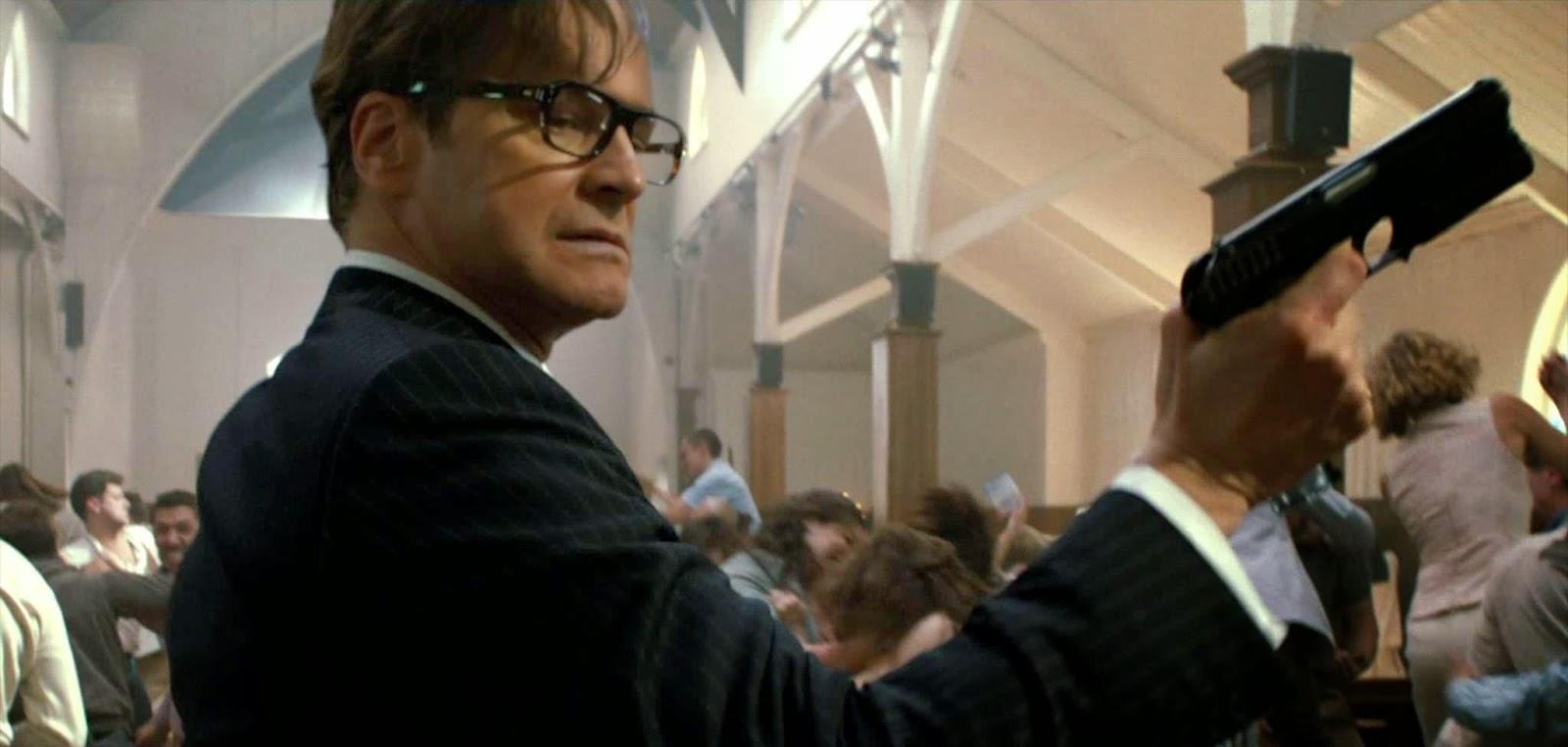 Mais ação no segundo trailer estendido de Kingsman: Serviço Secreto, com Colin Firth e Samuel L. Jackson