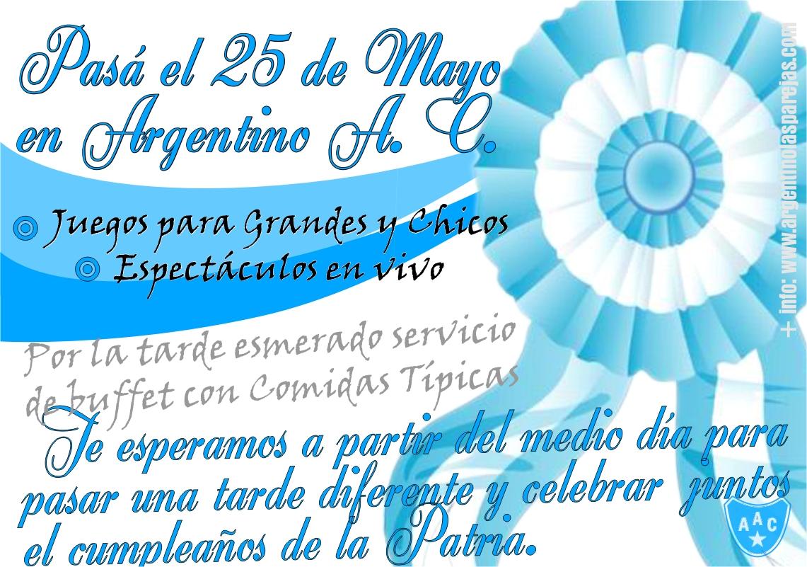 25 De Mayo En Argentina