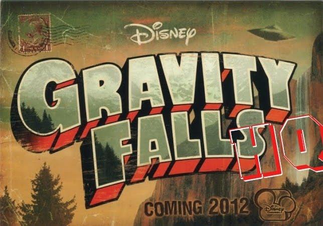 Gravity Falls HQ