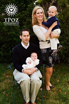 Baltimore Family Portrait