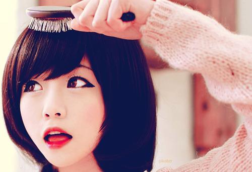 Korean Big Eyes