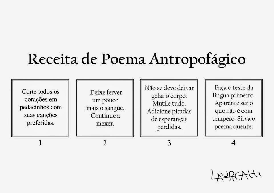 """""""Só a antropofagia nos une! """" (Oswáld)"""