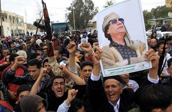 Le peuple libyen regrette profondément la mort de Kadhafi cinq ans après