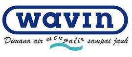 Logo Pipa HDPE Wavin Black
