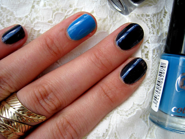 farmec pool party deep dive nail polish swatches lac unghii colectie vara oja