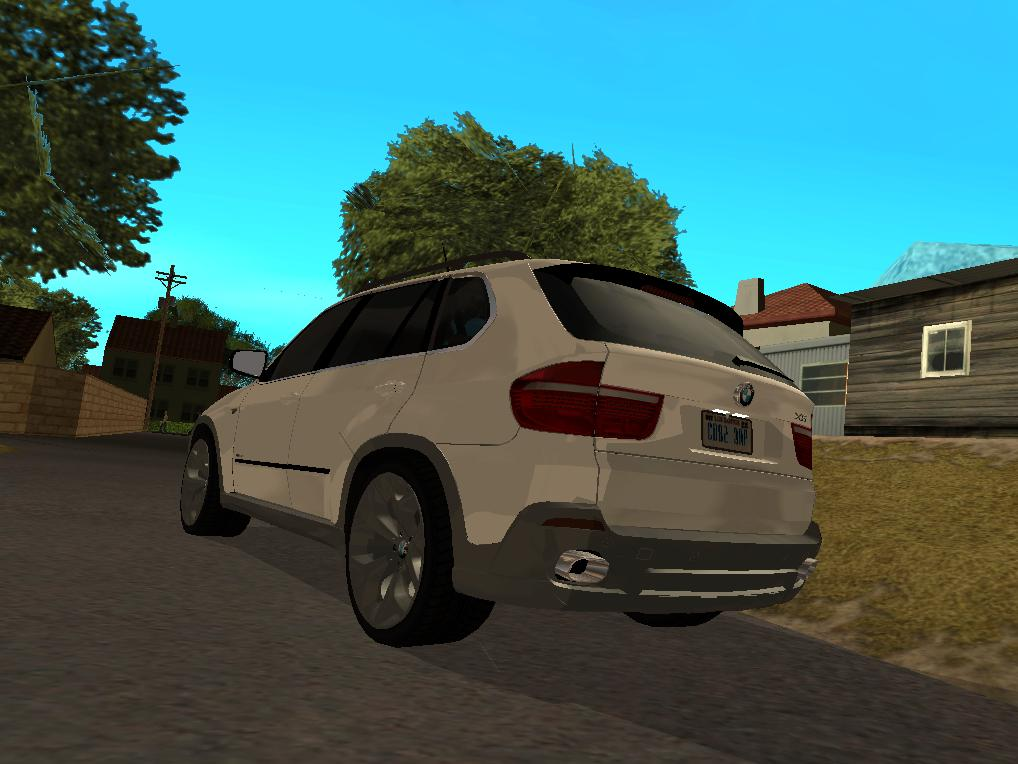 of GTA: San Andreas, you can try out the new BMW X5 E70 - Tuned mod-1.bp.blogspot.com