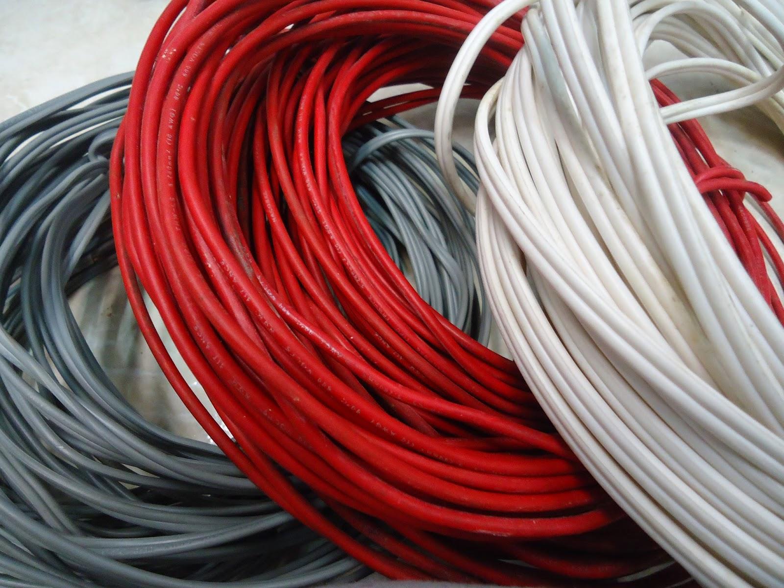 Instalaciones el ctricas residenciales qu son los - Cable instalacion electrica ...